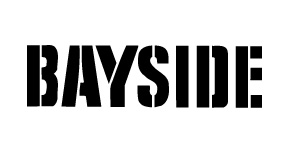 This is the logo for Bayside Marketplace.