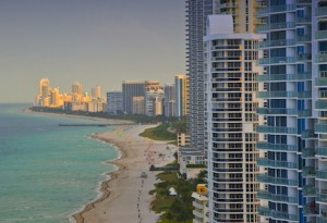 This is a photo of the Sole Hotel in Sunny Isles Beach.