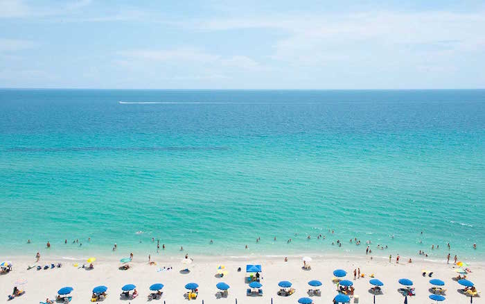 Experience your perfect beach vacation at the Marco Polo Ramada Plaza