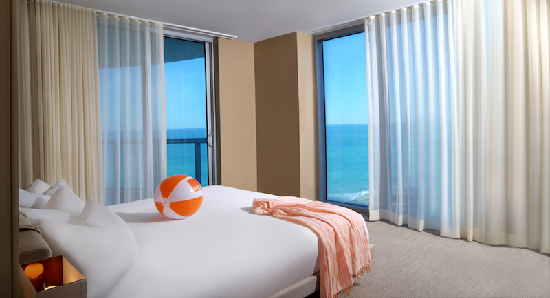 Suite Guest Room at Sole on the Ocean.
