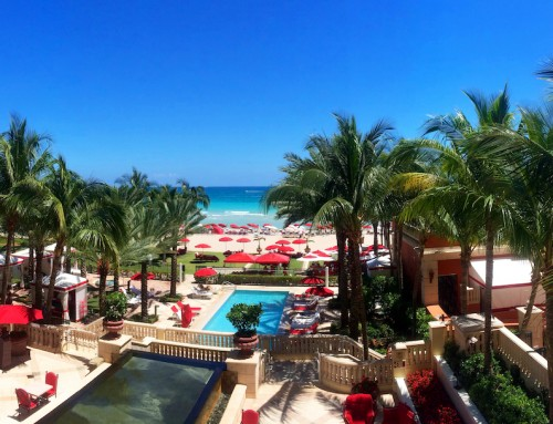 FIVE STARS FOR FIVE YEARS: ACQUALINA RESORT & SPA ACHIEVES A FIVE-STAR RATING  FROM FORBES TRAVEL GUIDE FOR 2017