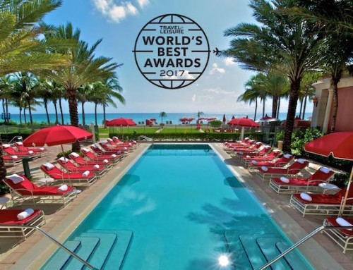 Acqualina Resort & Spa Ranked Among Travel + Leisure's Top 100 Hotels in the World
