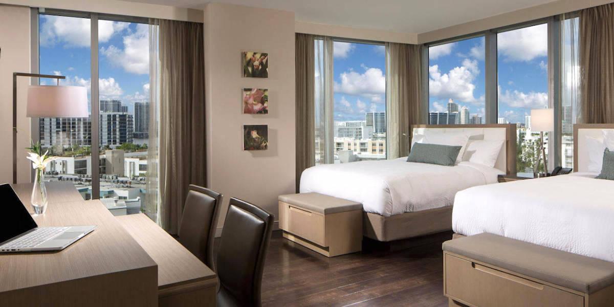 Residence Inn Queen City Bay View Room