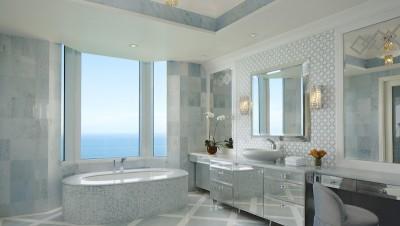 Acqualina Resort & Spa Penthouse Master Bathroom