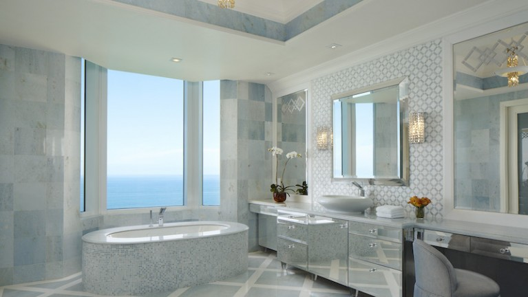 Acqualina Resort & Spa Penthouse Master Bathroom