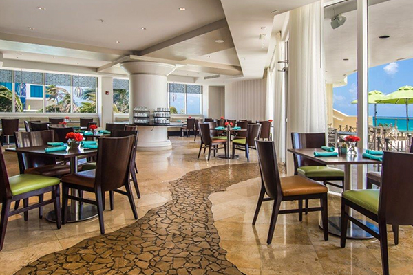 The View Restaurant at the Doubletree Ocean Point
