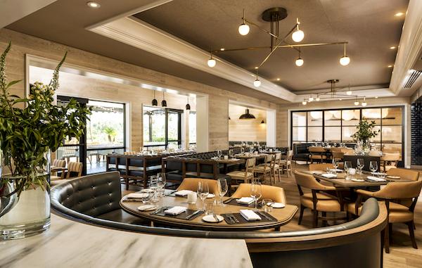 Corsair Kitchen and Bar Restaurant