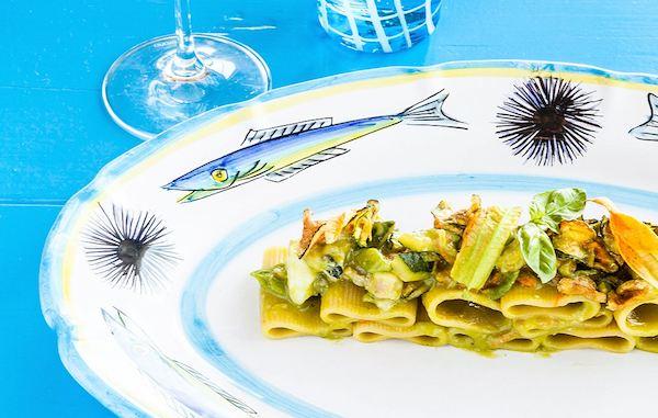 Plated Pasta Dish at Il Mulino NY