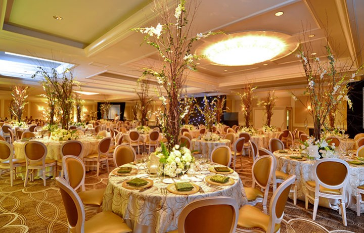 Garden Wedding Venue - Turnberry Isle Miami