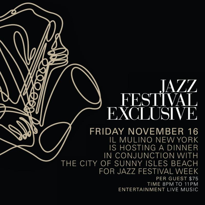 Jazz Fest Dinner