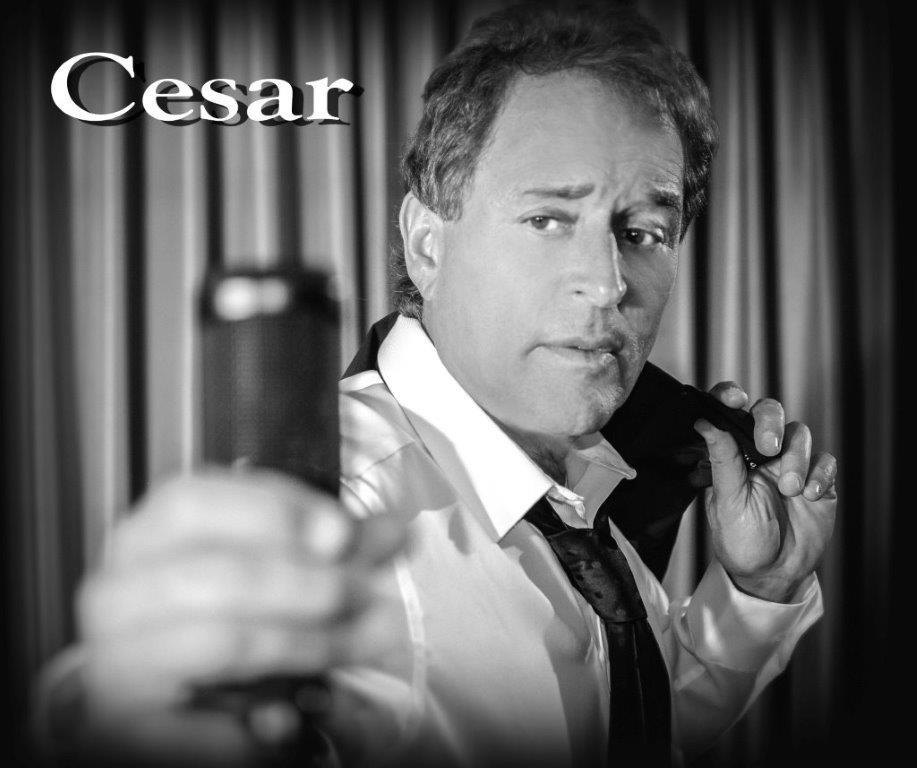 Jazz artist Cesar