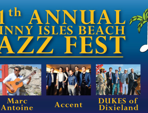 Five Days and Nights of Jazz Coming to Sunny Isles Beach this November