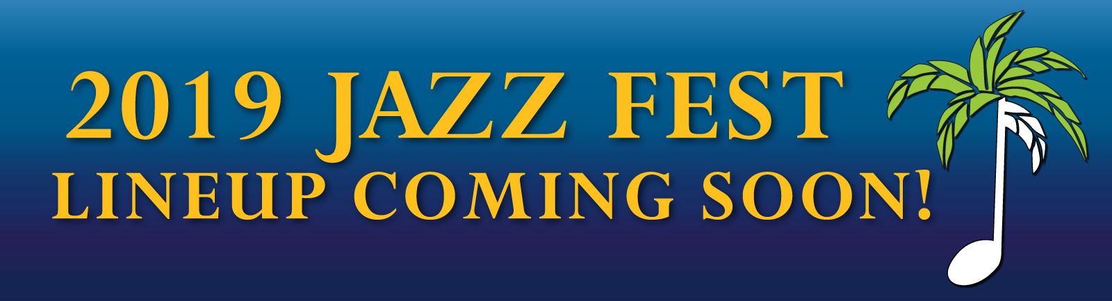 Jazz Fest Main Event, Saturday, November 16, 7pm, Gateway Park 151 Sunny Isles Blvd.