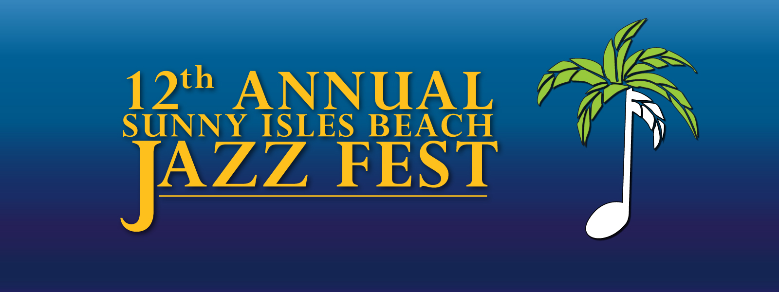 12th Annual Sunny Isles Beach Jazz Fest