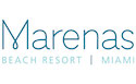 Marenas Beach Resort logo