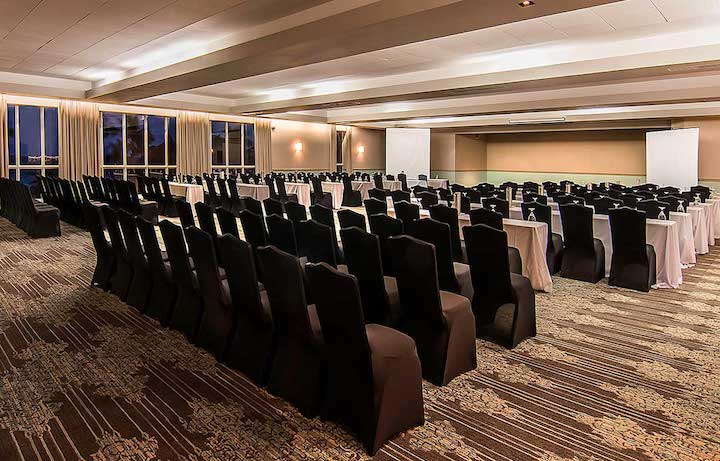 Meeting Room event Space at Newport Beachside Resort