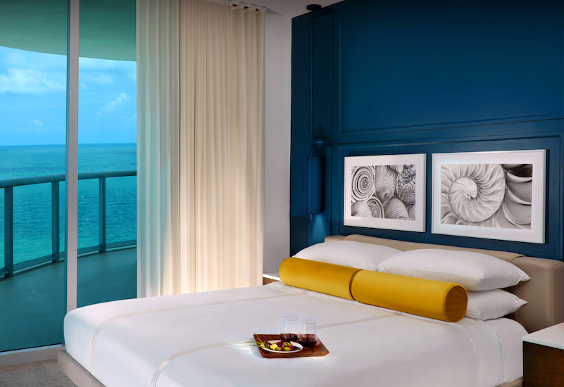 Suite at Solé Miami, a Noble House Resort