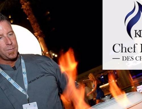 Marenas Beach Resort to Host Wine Dinner with Chef Kevin Des Chenes