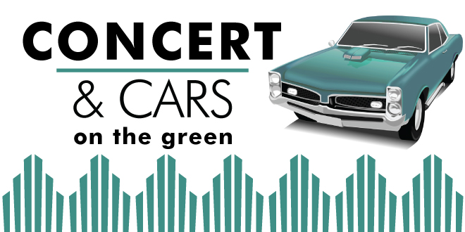 Concert & Cars on the Green