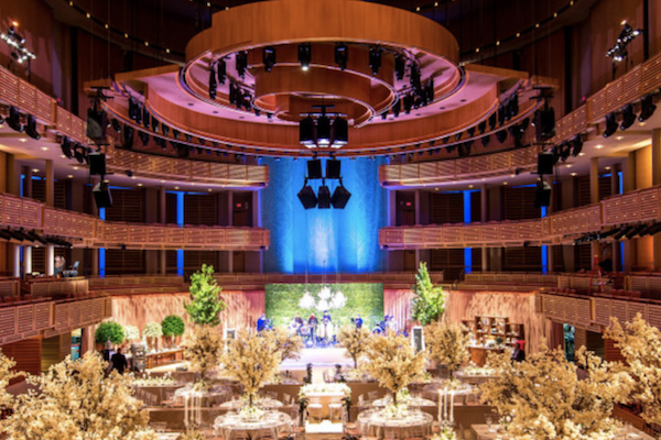 Auditorium at Adrienne Arsht Center