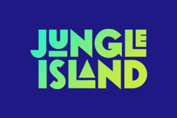 Jungle Island logo - kiosk