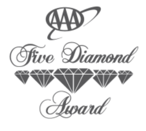 AAA Five Diamond Award - Acqualina