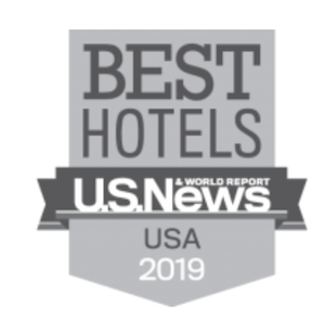 U.S.News Best Hotels Award for Acqualina
