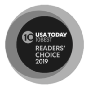 USA Today 10 Best Reader's Choice Awards Acqualina