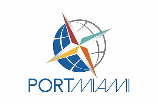 Port of Miami logo