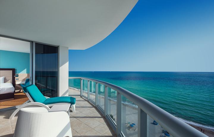 Marenas Balcony
