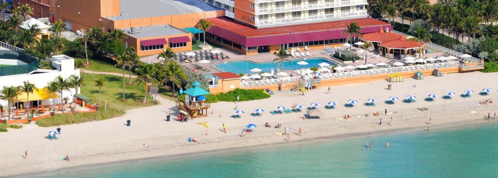 Marco Polo Beach Resort property