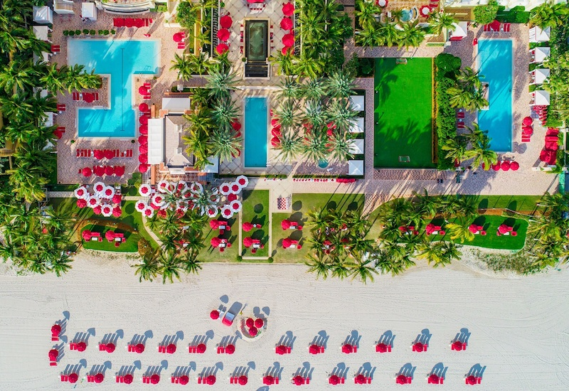 Acqualina Aerial