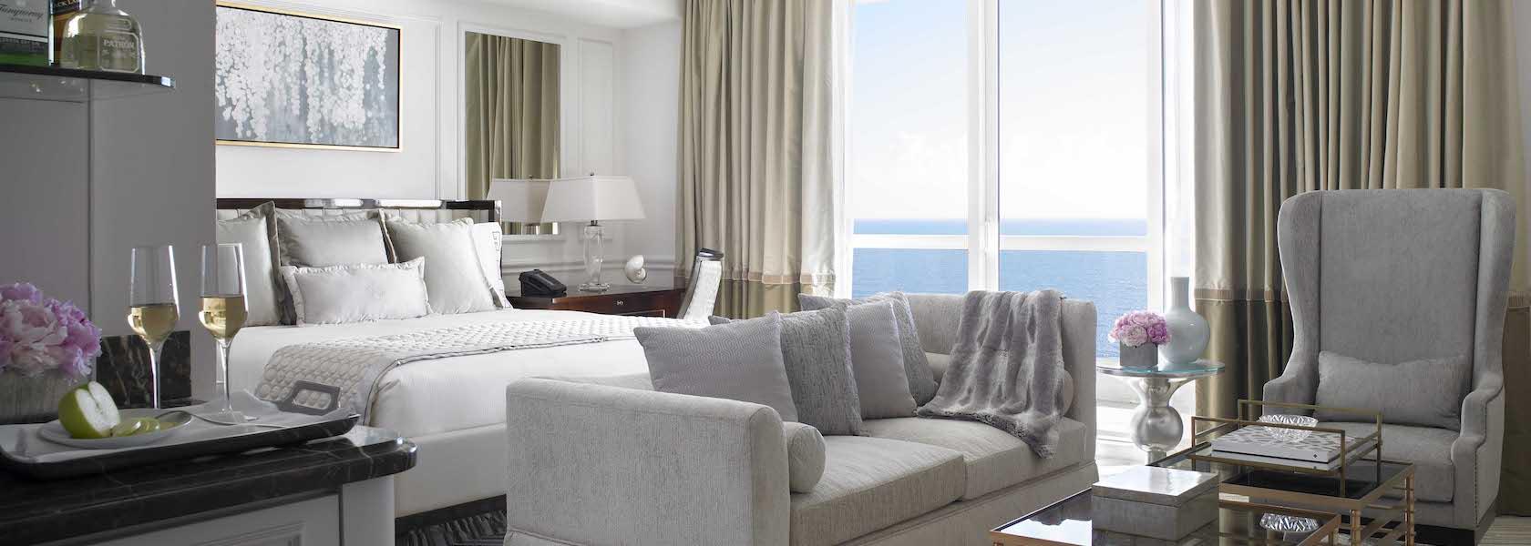 Acqualina Oceanfront Room