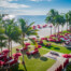 Acqualina Front Lawn