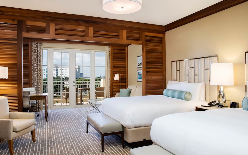 Junior Suite Double at JW Marriott Miami Turnberry Isle