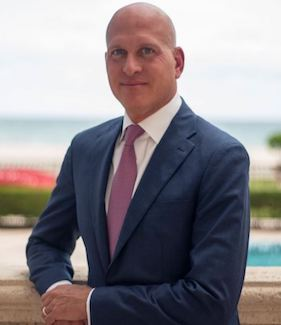Grant Friedman, Manager and Vice President of Acqualina Resort & Residences