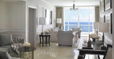 Acqualina Resort Suite