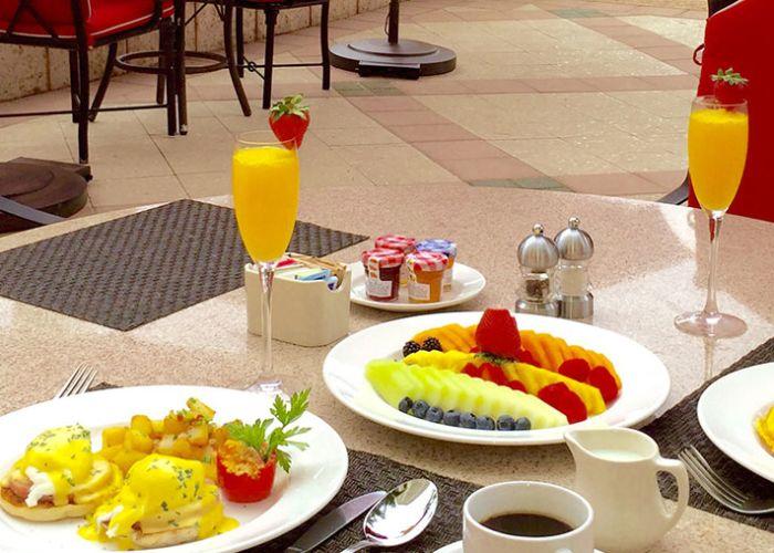 Breakfast at Acqualina