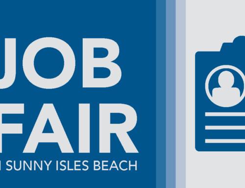 Hospitality Job Fair in Sunny Isles Beach