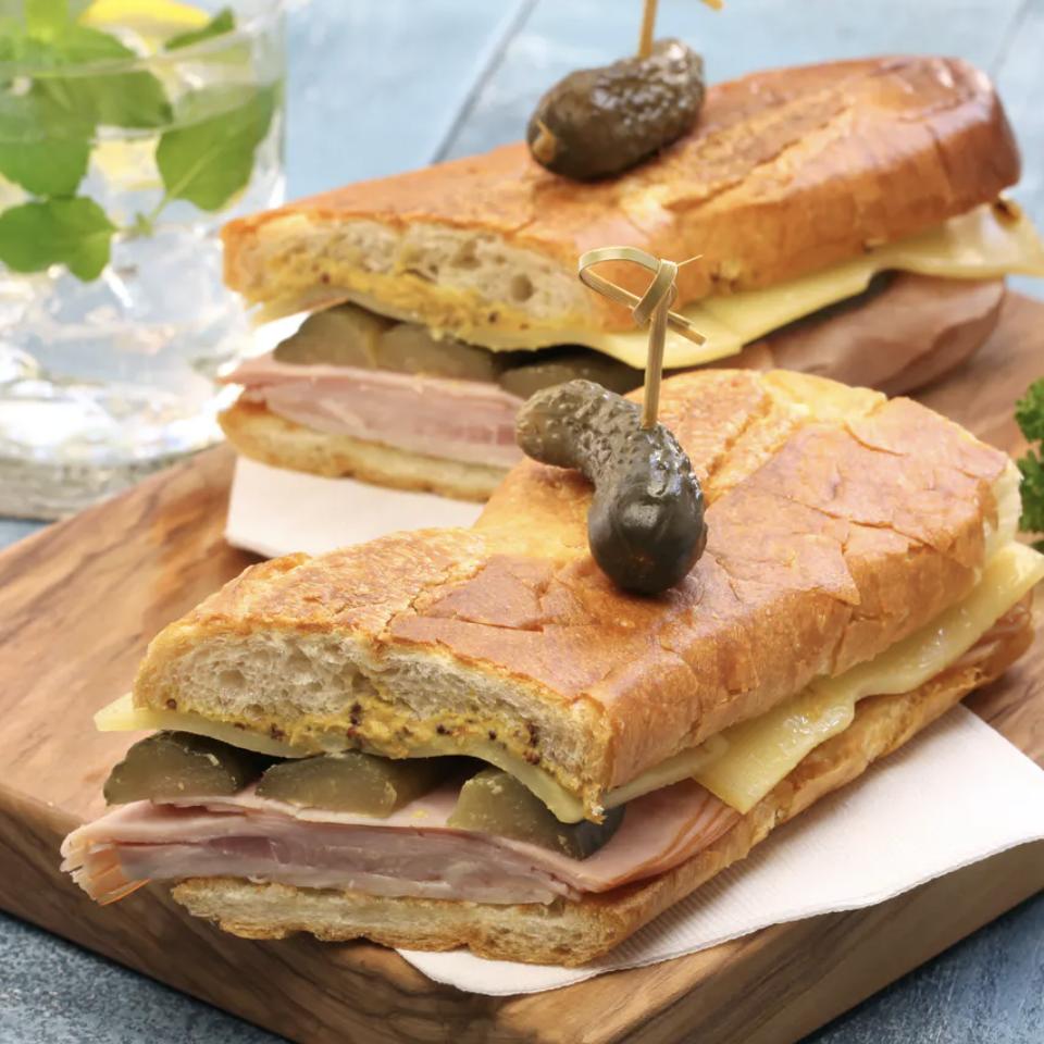 Cuban Sandwich from El Tropico