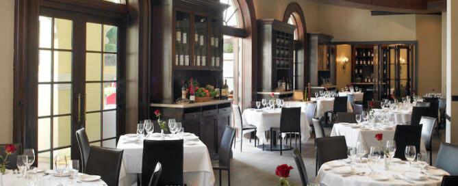 Il Mulino New York Dining Room