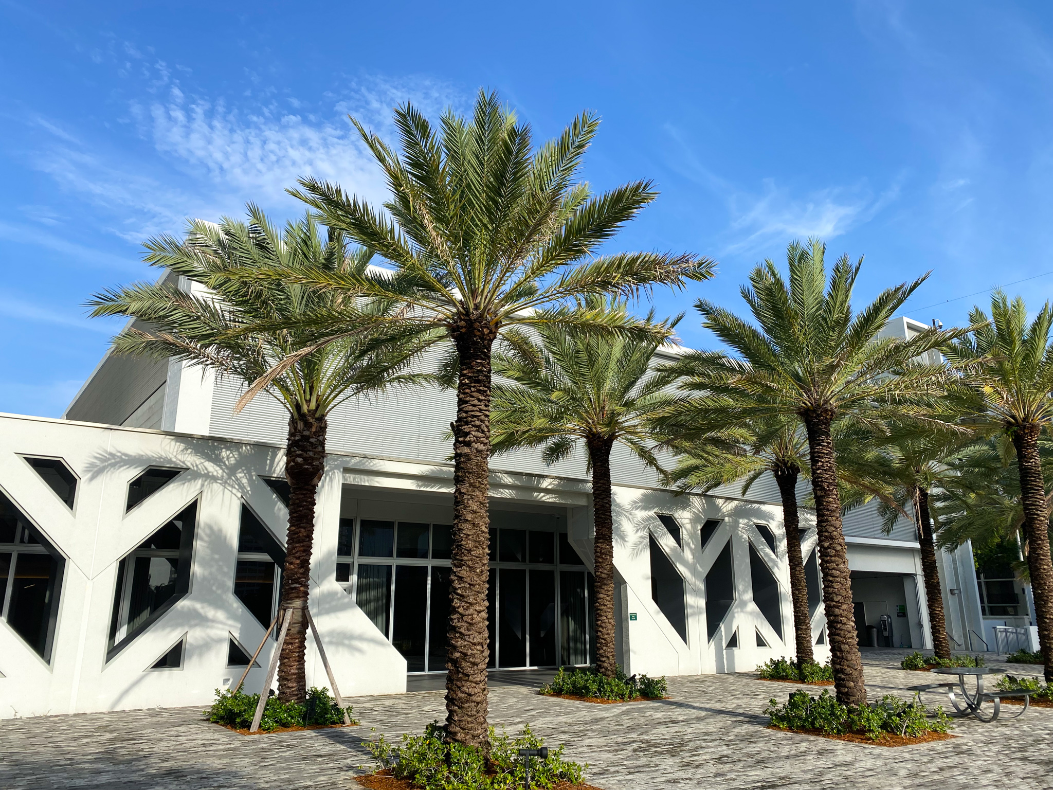 Gateway Center exterior
